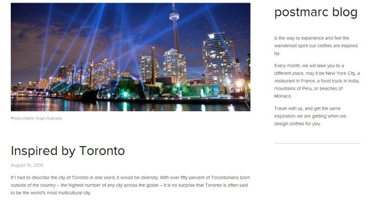Postmarc Toronto